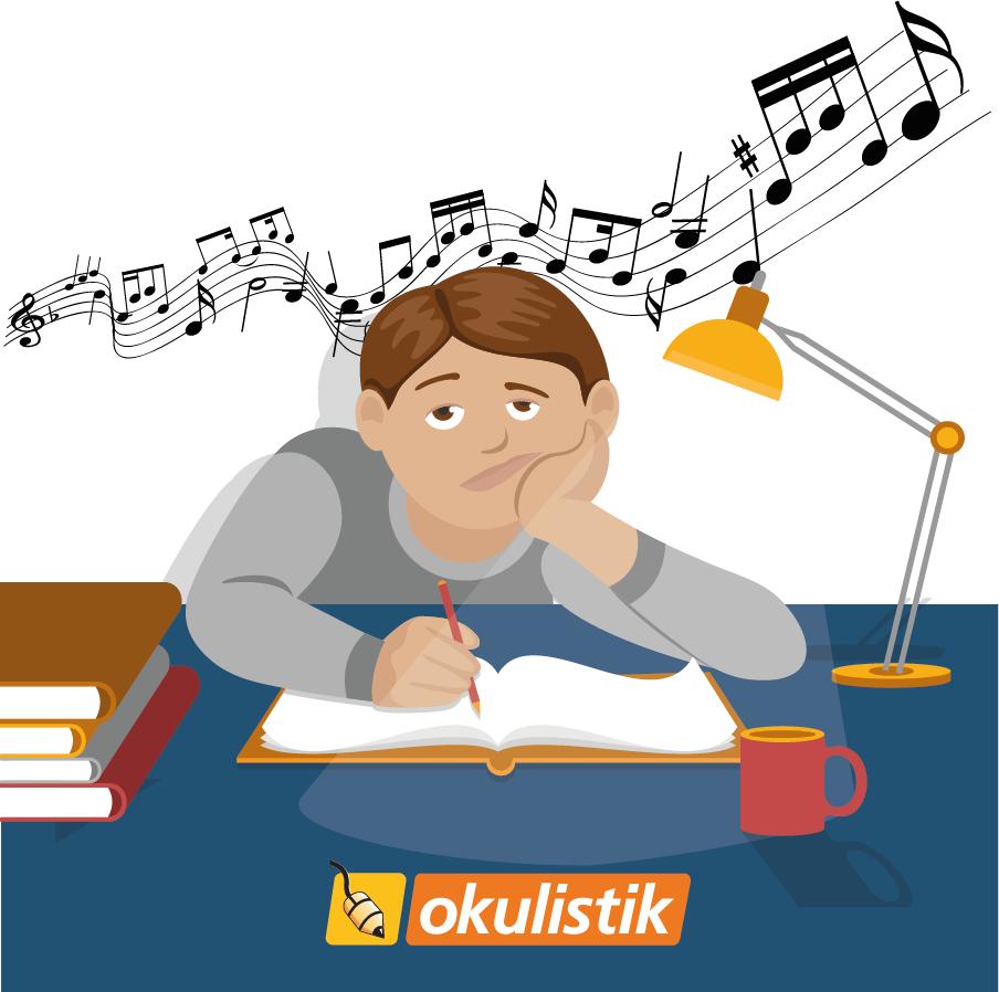 Muzik Dinleyerek Ders Calismak Gercekten Verimli Mi Okulistik Blog